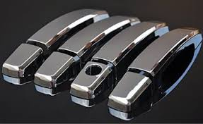 Chrome Exterior Door Handles Cheap Chrome Exterior Car Door Handles Find Chrome Exterior Car