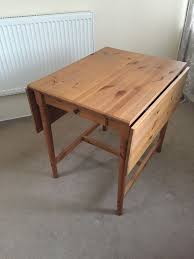 Credence Hygena by Table Ingatorp Ikea Free Fabulous Drop Leaf Table Ikea With Round