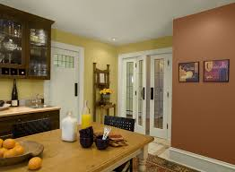 shades ofow paint colors wall kitchen design featuring l shaped