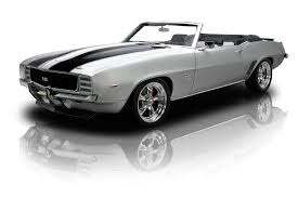 1969 camaro ss convertible for sale 1969 chevrolet camaro rk motors