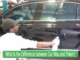 what is the difference between car wax and polish detailxperts