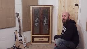 corner cabinet with glass doors laser tutorial corner cabinet w etched glass doors make