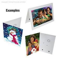 talking cards recordable cards and talking greeting cards 30 seconds