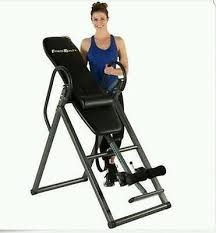 inversion table exercises for back inversion table back therapy fitness gravity pain relief exercise