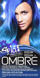 splat hair color without bleaching amazon com 30 wash splat kits ombre ocean beauty