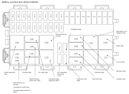 fuse box diagram on 2000 ford focus zx3 ford focus fuse box