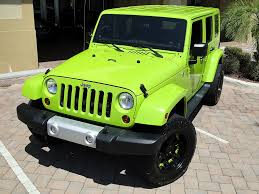 gecko green jeep 2012 jeep wrangler unlimited sahara