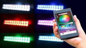 Led Light Bar Color Changing by My Hella Lights Hella Valuefit Northern Lights Light Bar 96 Led