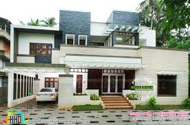 modern two house plans floor plan kerala designs two floor bedroom house storey