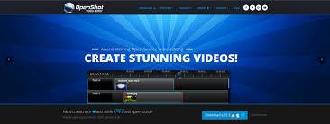 openshot video editor blog
