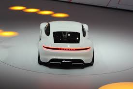 electric porsche mission e electric porsche u2014 mission e u2014 would be awesome if built