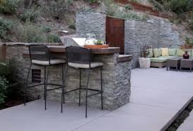 Garden Stone Wall Ideas Stone Block Walls Design Gabion NZ - Patio wall design