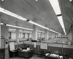 patent office building civil service offices 1950s newsdesk