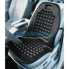 Office Chair Cushion For Back Pain Magnetic Seat Acu Bead Cushion For Back Pain Betterlifesolutions