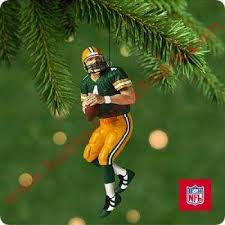 2001 football legends 7 hallmark ornament