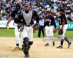 black sox mark sorenson walks back to the home pla pictures