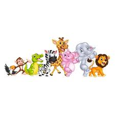 stickers animaux chambre b imposing stickers animaux de la jungle haus design