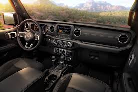 new jeep wrangler 2017 interior 2018 jeep wrangler jl revealed a modern take on the classic off