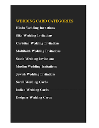 Best Indian Wedding Invitations Buy Indian Wedding Invitations With Best Offers
