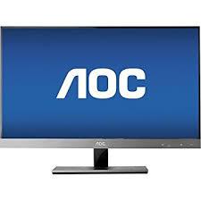 amazon black friday monitor deals amazon com aoc 27 widescreen flat panel ips led hd monitor