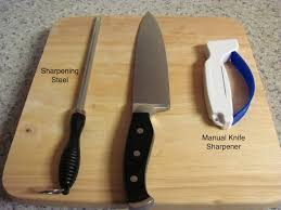 Hells Kitchen Knives by Technique Knife Sharpening Guest Post Much Ado About Fooding
