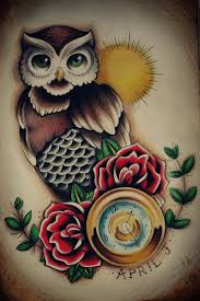 best 25 traditional owl tattoos ideas on pinterest bright