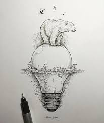 the 25 best pen drawings ideas on pinterest nature drawing