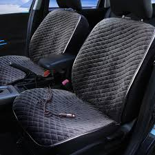 Electric Heated Cushion 2017 Car Heated Cushion Car Electric Heated Seat Cushion Carbon