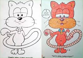 searched coloring book corruptions