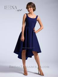 blue high low cocktail dress 25096 homecoming dresses bridal