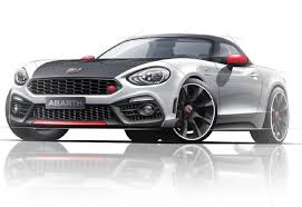 maserati spyder 2018 2018 fiat 124 spider abarth concept price specs redesign and