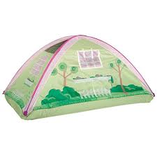 amazon com pacific play tents kids cottage house bed tent