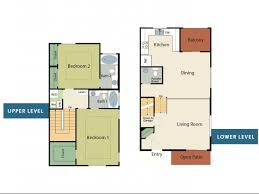 Luxury Townhomes Floor Plans Adora Luxury Townhomes Roseville Ca Apartment Finder