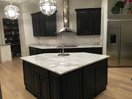 black kitchen cabinets with marble countertops kitchen black kitchen cabinets with white marble countertops