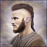 what hairstyle ragnar lothbrok viking hairstyle viking age haircut ragnar s hair in vikings