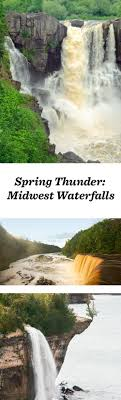 Michigan travel blogs images Best 25 michigan waterfalls ideas michigan water jpg
