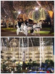 nashville christmas lights 2017 opryland hotel christmas lights nashville tennessee usa