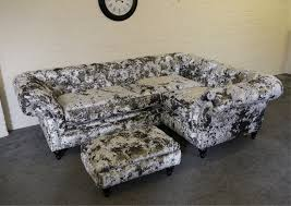 chesterfield sofa london the london fabric chesterfield sofa in crushed velvet