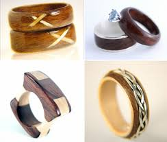wooden finger rings images Best recycled crafts created by those with a green conscience jpg
