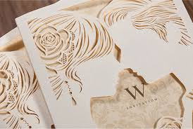 wedding cards usa hollow out wedding cards personalized invitation cards 2d wedding