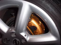 painted my calipers brembo gold knock off my350z com nissan
