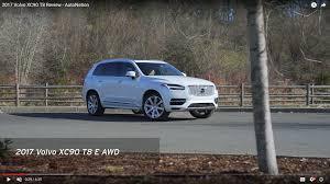 video 2017 volvo xc90 t8 review autonation drive automotive blog