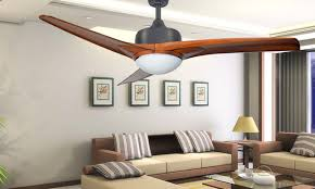 western ceiling fans with lights vintage simple ceiling fan 52inch led l dining room living room
