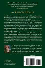 house design books ireland the yellow house a novel patricia falvey 9781599952024 amazon