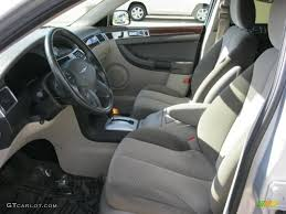 2004 chrysler pacifica standard pacifica model interior photo