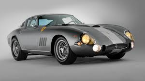 Ferrari California 1965 - the ten most expensive cars sold at auction fit my car journal