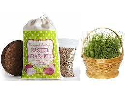 green paper easter grass eco easter basket filler recycled paper easter grass inhabitots