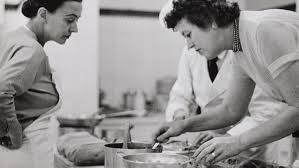 julia child u0027s first recipe was shark repellent seriously la times
