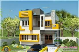 contemporary style house plans house plan tamil house modern style kerala home design and floor