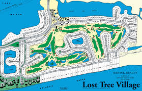 Palm Island Florida Map by Lost Tree Village Estates Real Estate For Sale Lost Tree Village